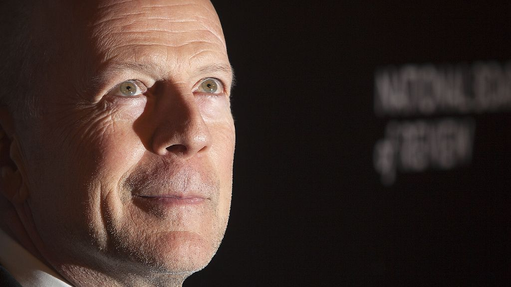 A Bruce Willis le gusta tener intimidad