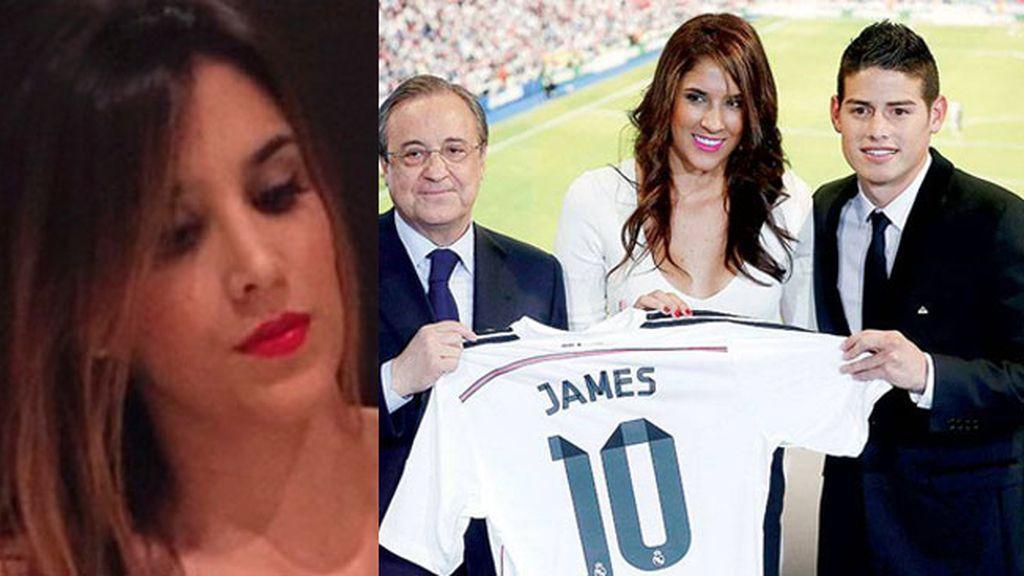 Daniela Ospina, la renovada mujer de James Rodríguez