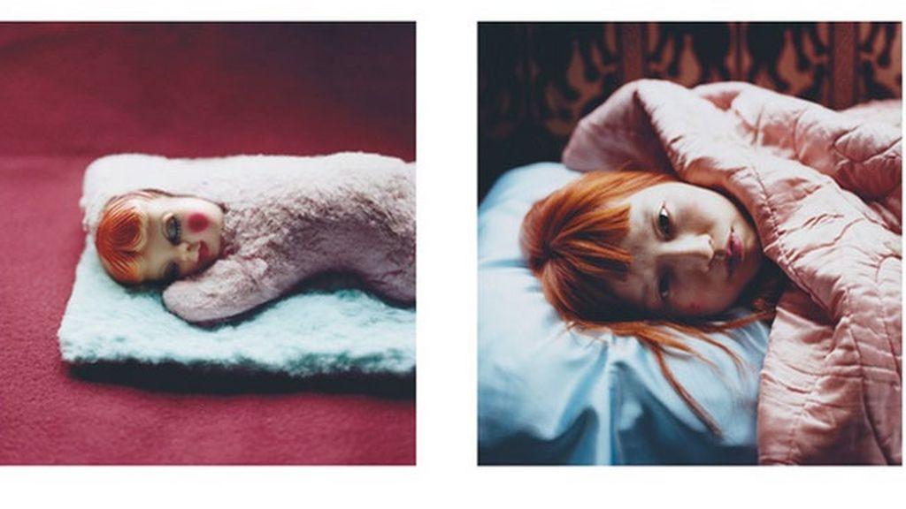 Se trata de Annie Collinge y su proyecto 'Five Inches of Limbo'