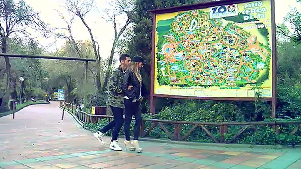 Un visita al Zoo con sorpresa