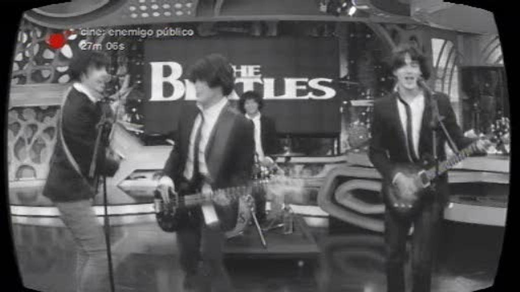 McFly hicieron de los Beatles en El Hormiguero