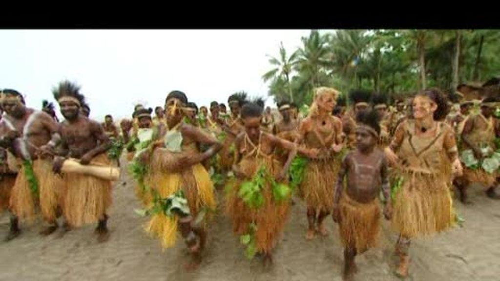 Promo Perdidos en la tribu: comienza la fiesta con los Segura Romero