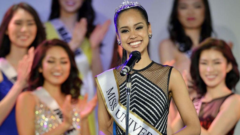 La nueva miss Japón genera controversia
