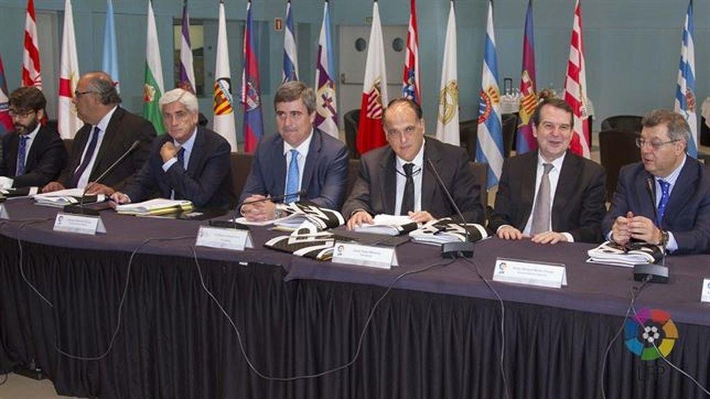 Asamblea General Extraordinaria de la Liga de Fútbol Profesional