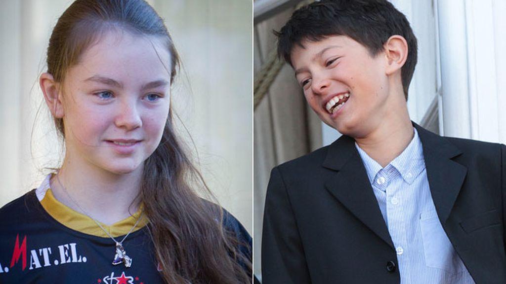 1999: Alejandra de Hannover, y Nicolás de Dinamarca