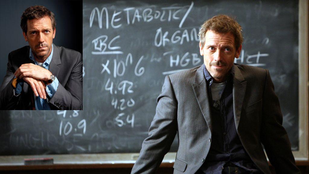 Hugh Laurie, elemental querido Wilson