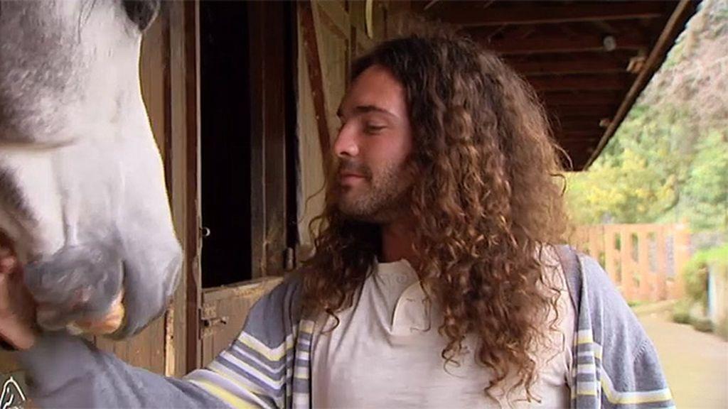 """""""Manu me recuerda a un león porque es súper salvaje"""""""