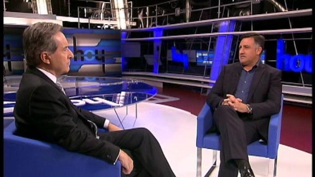 Gabilondo entrevista a Joan Puigcercós en 'Hoy'