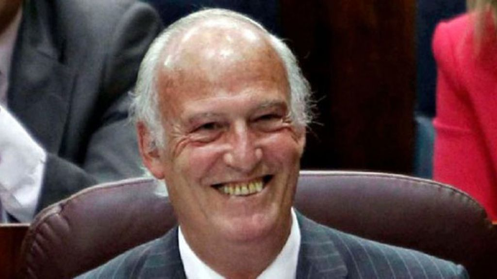 El diputado autonómico y expresidente de la Asamblea de Madrid José Ignacio Echeverría