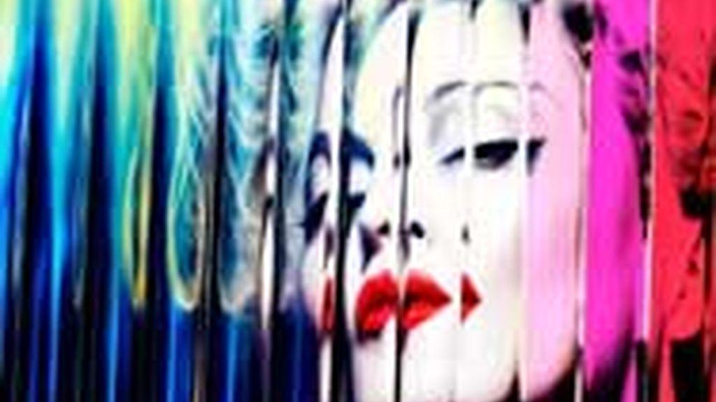 MDNA: Nuevo disco de Madonna