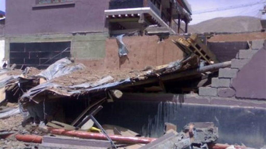 85% de las viviendas destruidas
