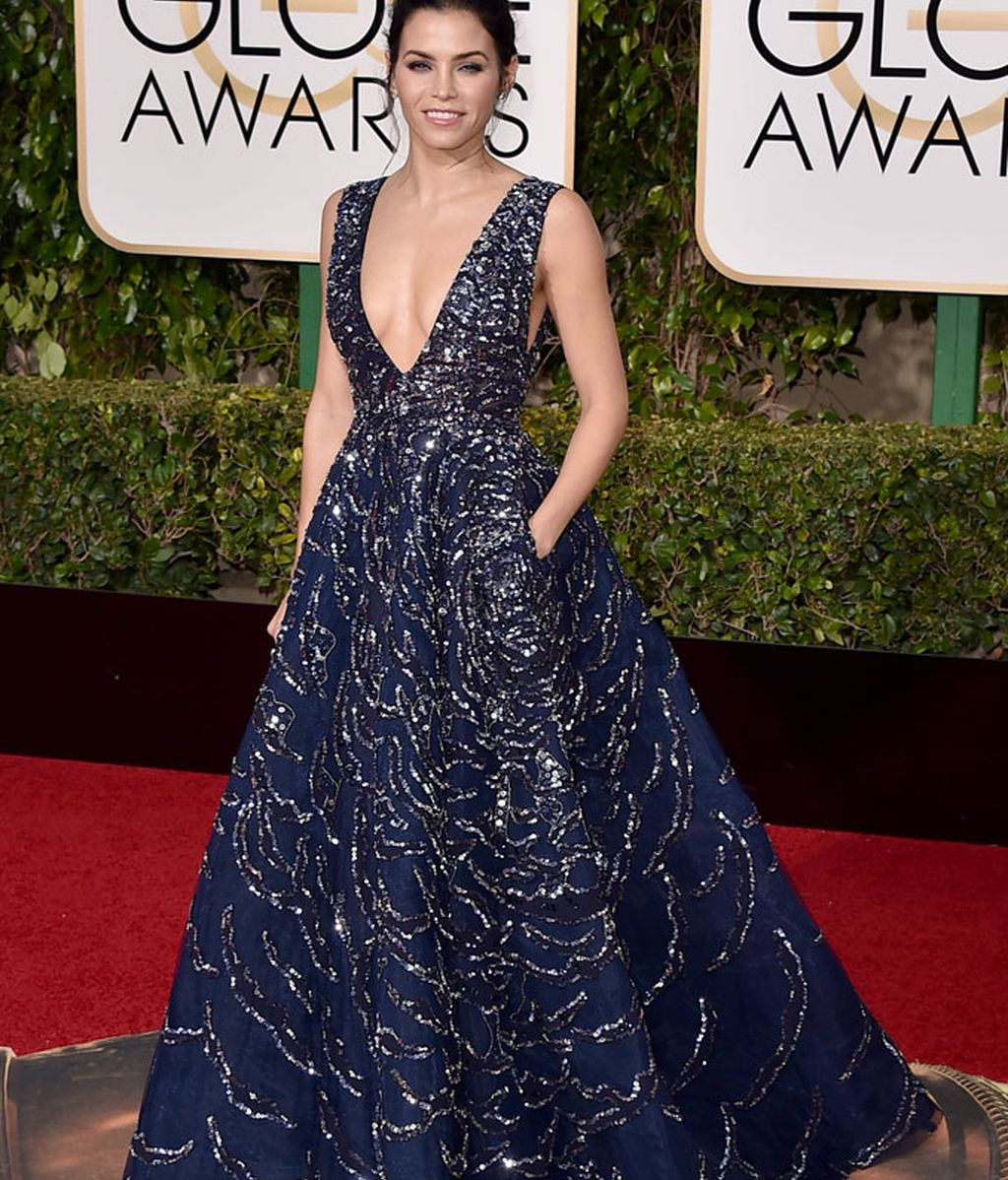 Jenna Dewan vestida de Zuhair Murad