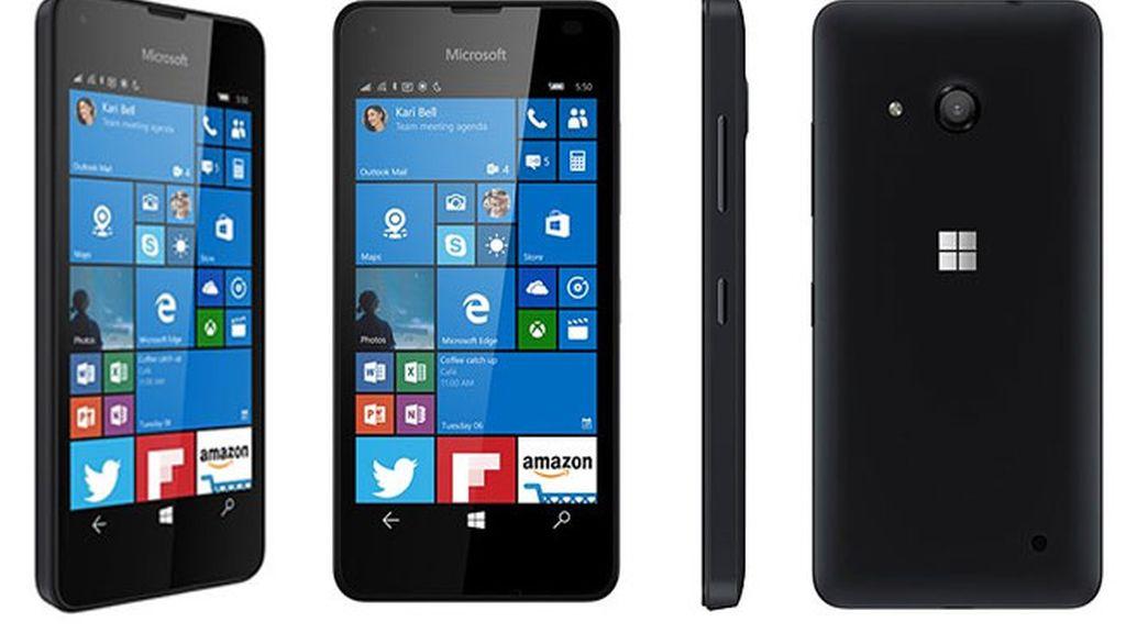 Microsoft,Lumia 550,smartphone Microsoft