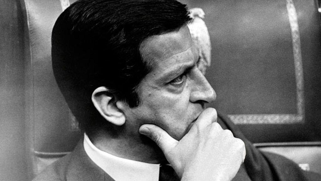 Adolfo Suárez, el primer presidente de la democracia