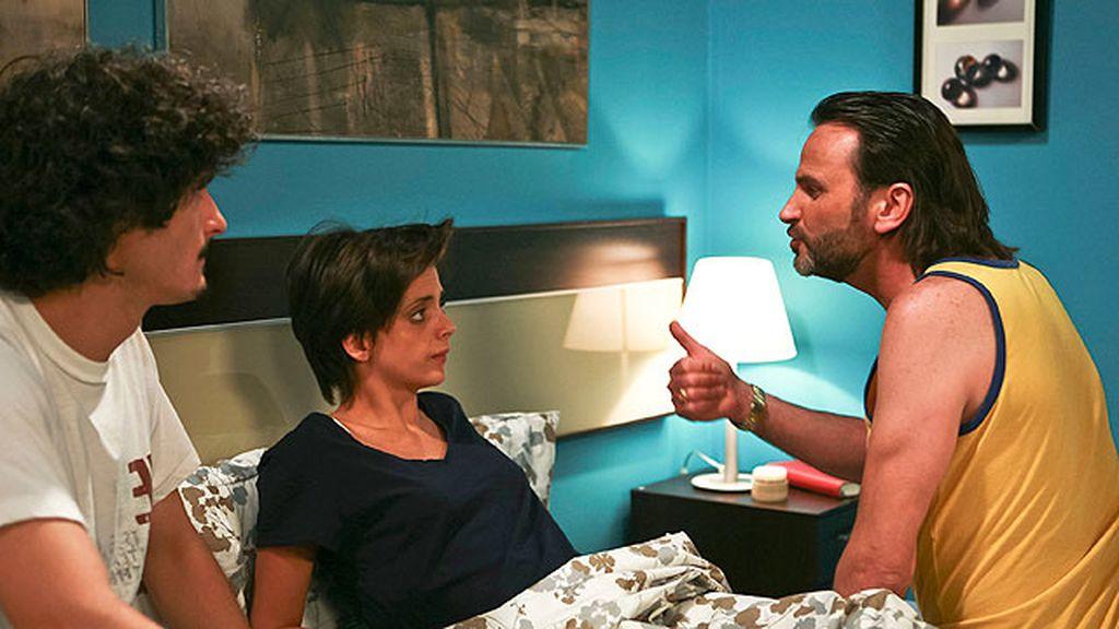 Javi localiza al padre biológico de Lola