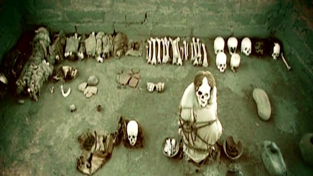 Huaqueros: Ladrones de muerte