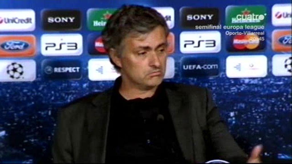 Mourinho: ¿Por qué?