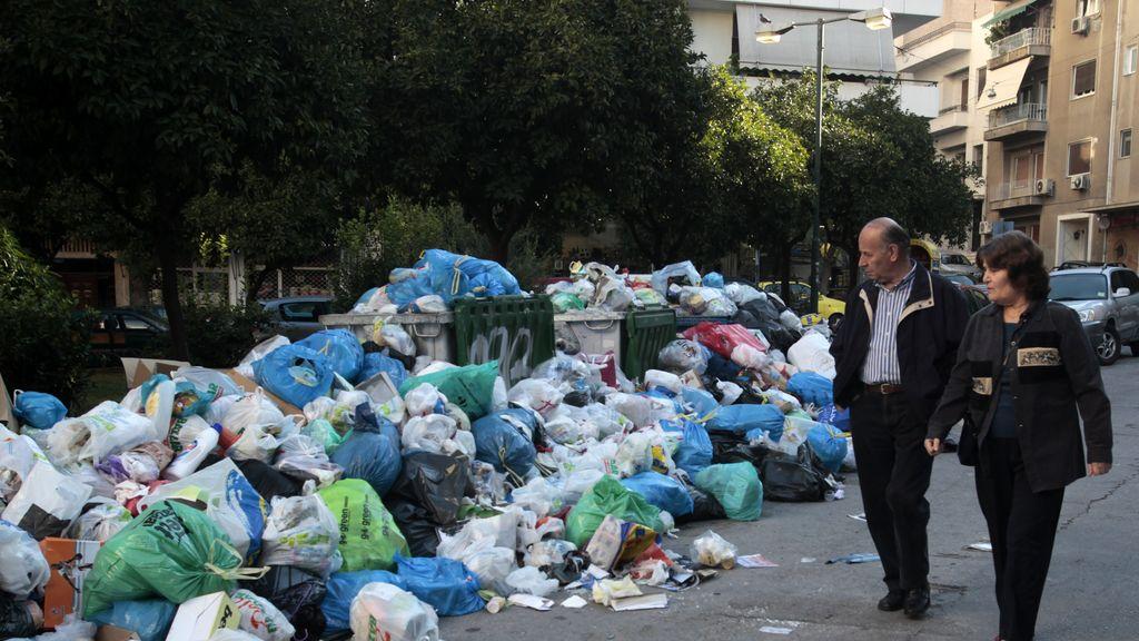 Grecia vuelve a paralizarse por una nueva huelga general de 48 horas