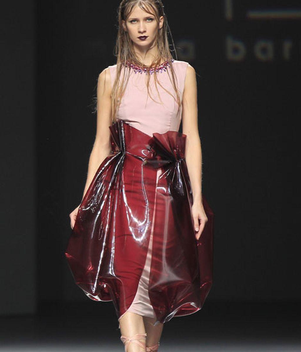 La colección 'coupage' de María Barros