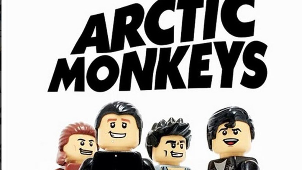 Lego Artic Monkeys