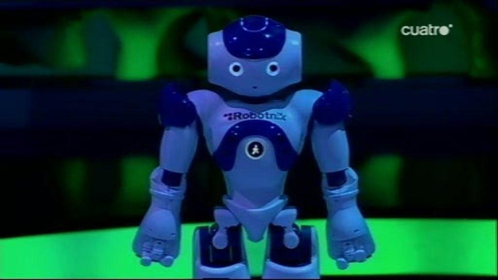 Los robots del  Hombre de Negro