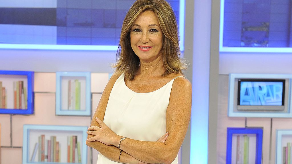 Ana Rosa Quintana, la reina de las mañanas