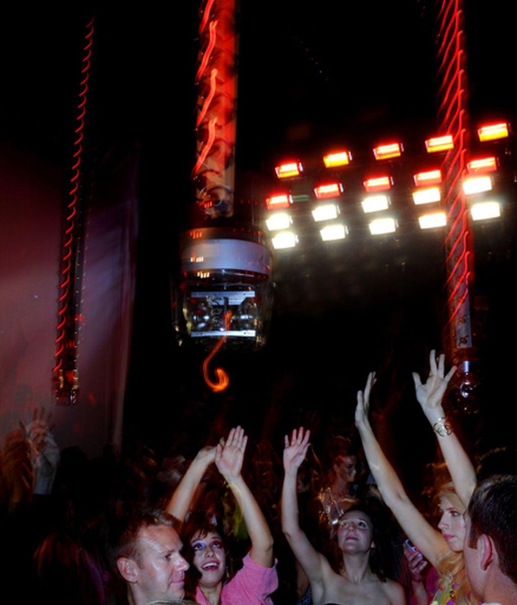 El Studio 54 vuelve a brillar