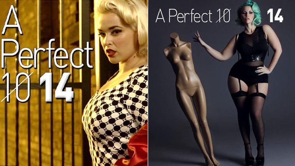 La talla 42 también puede ser perfecta