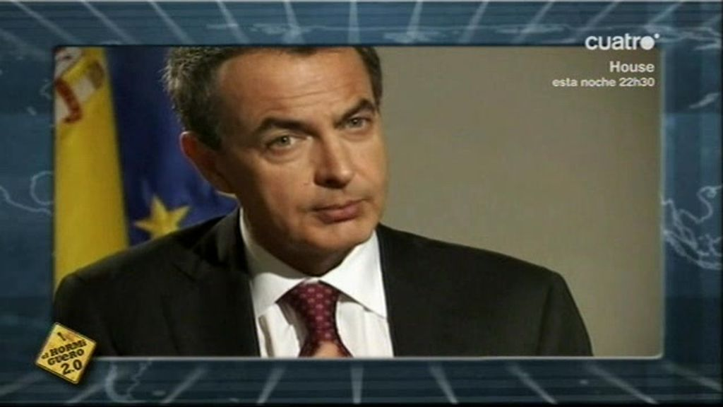 Nius: ZP fomenta el uso del pepino