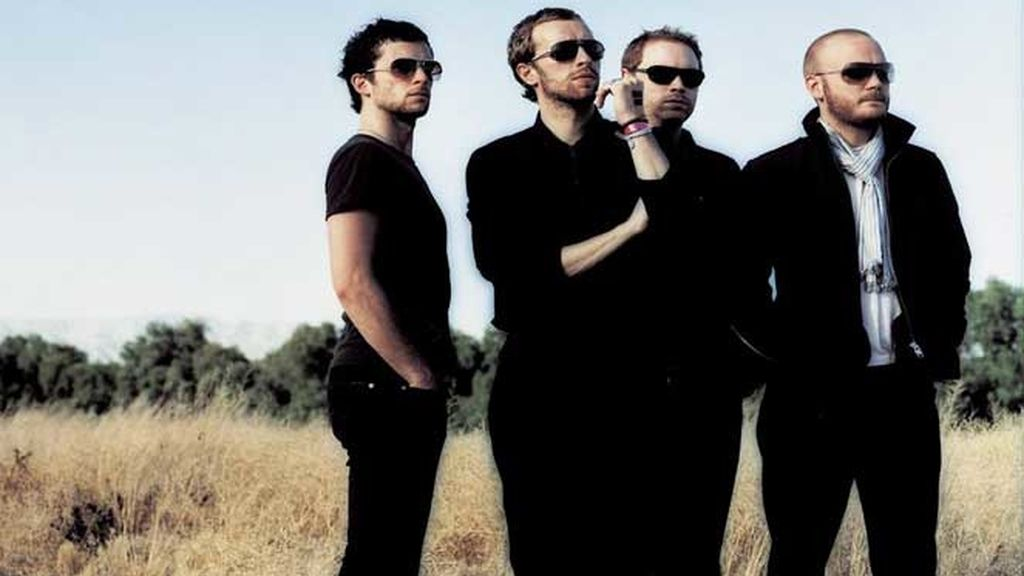Imagen de archivo de la banda británica.