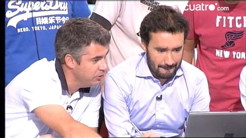 Videochat Los Manolos 27 de septiembre 2010 (2 de 4)