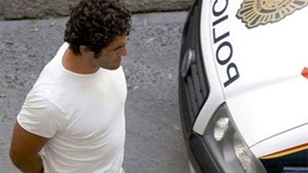 Antonio Puerta ha pasado 18 meses en prisión provisional. Vídeo: Informativos Telecinco.