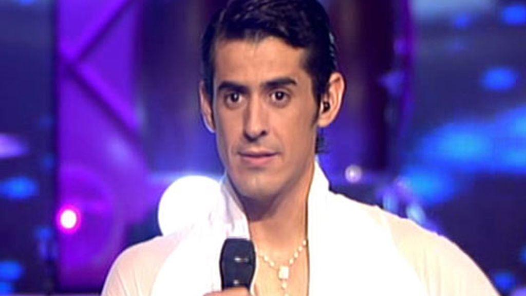 Víctor Janeiro ha cumplido 31 años