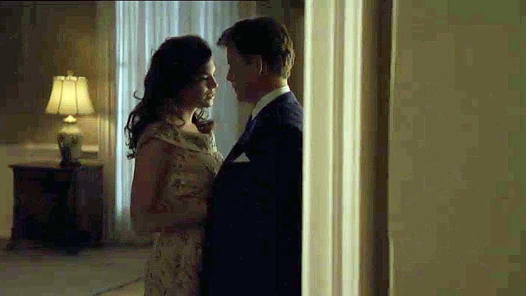 Jackie carga a sus espaldas el peso de ser la esposa del Presidente