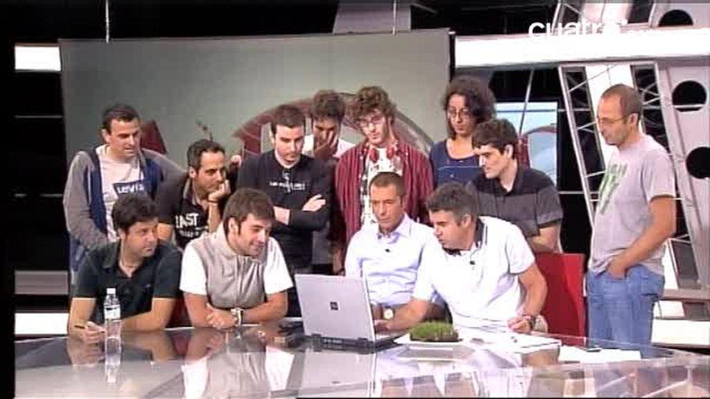 Videochat Los Manolos 23 de septiembre 2010 (2 de 2)