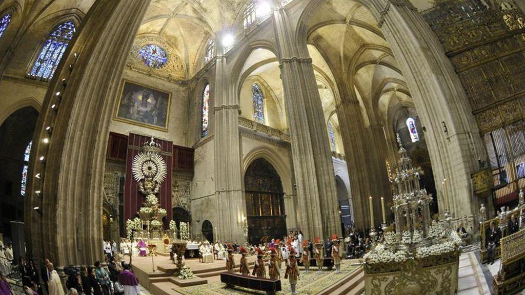 Altar del jubileo de la Cadral de Sevilla