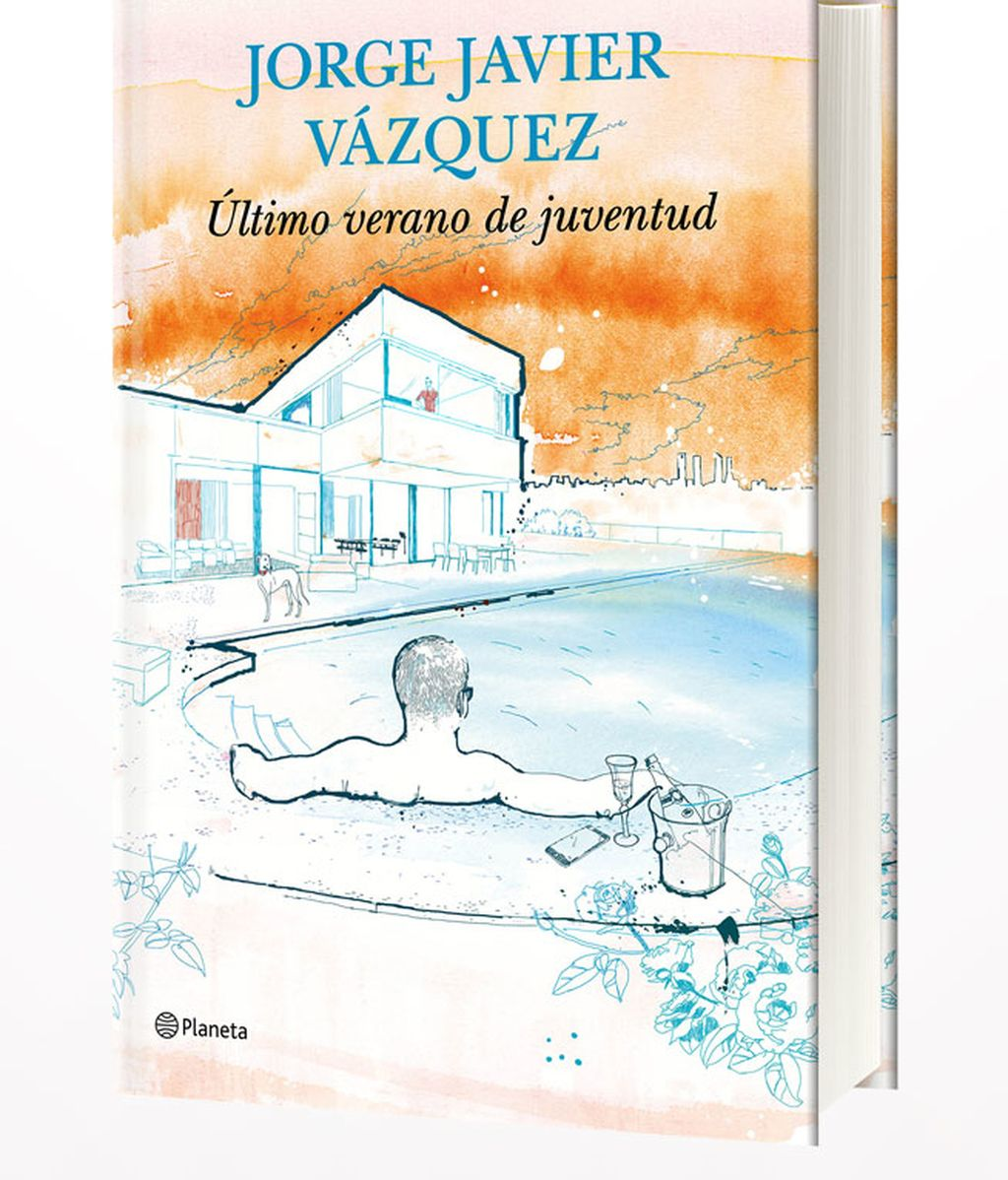 Jorge Javier Vázquez publica su segunda novela 'Último verano de juventud'