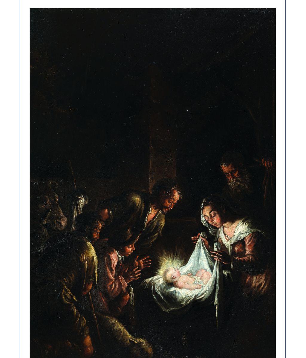La felicitación navideña de lso reyes