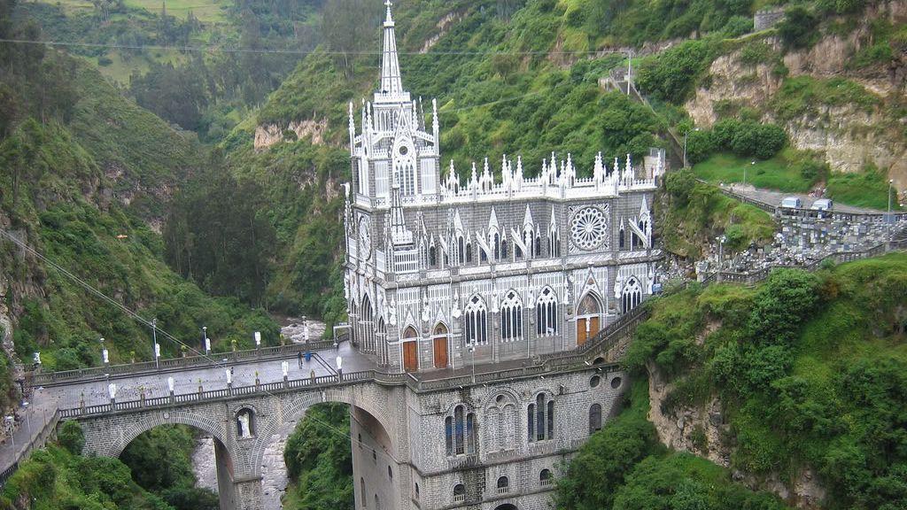 Catedral de las Lajas, Colombia