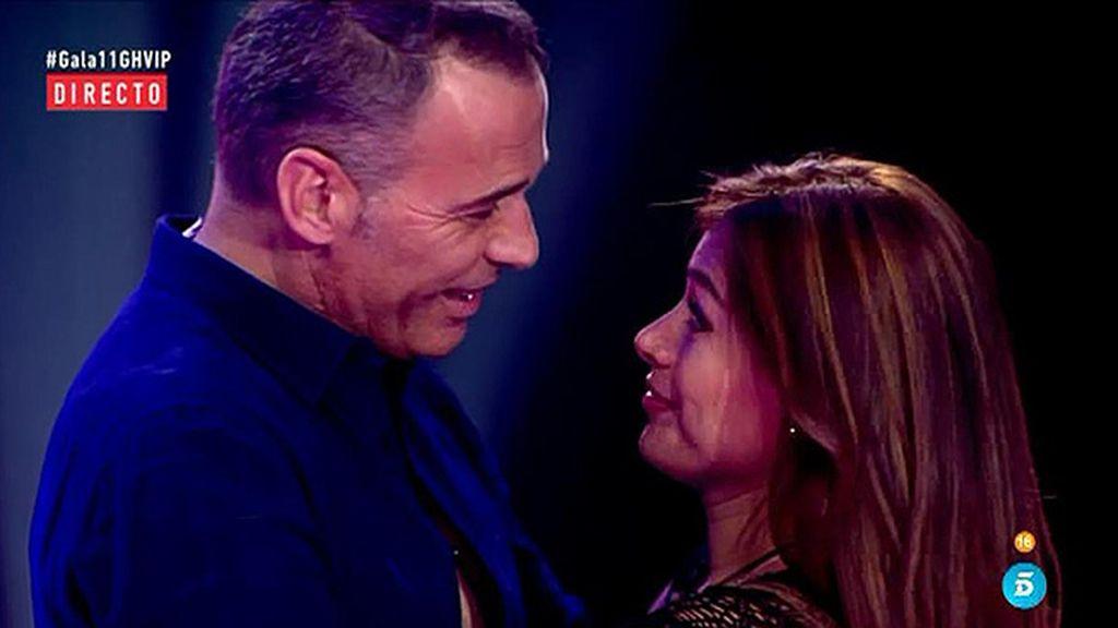 Carlos no ha visto a su hija Luna porque su ex, Mónica Hoyos, no lo ha autorizado