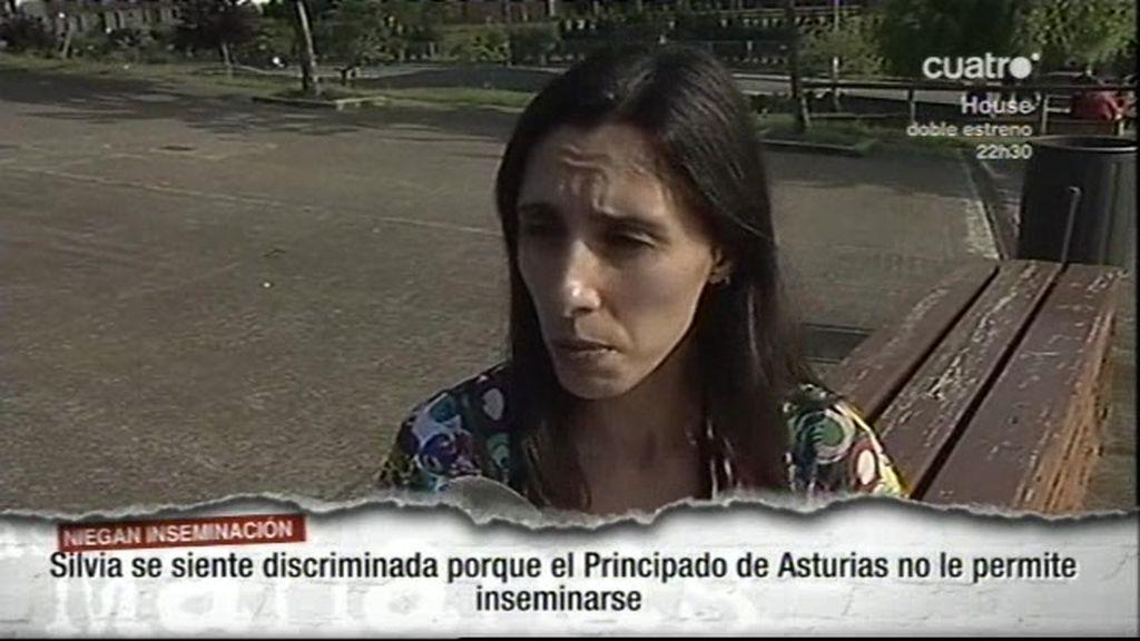 Sin inseminación artificial por lesbiana