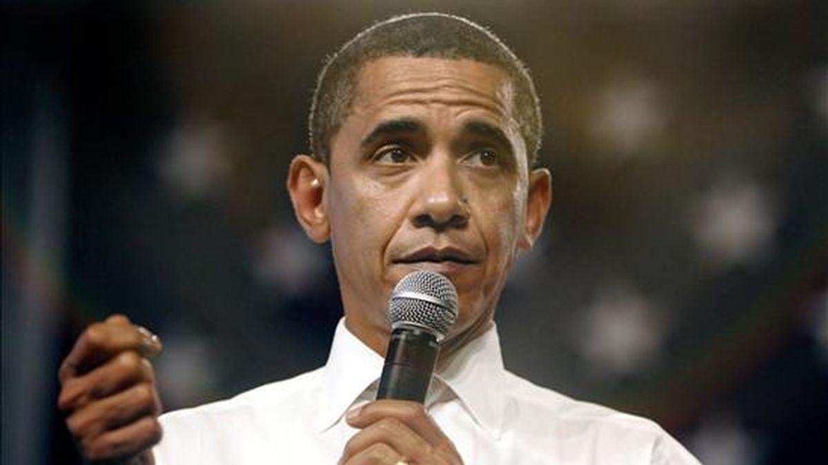 En los últimos días Obama ha insistido en la necesidad de reformar el sistema financiero para conjurar otra crisis como la generada por Wall Street en 2008. EFE/Archivo