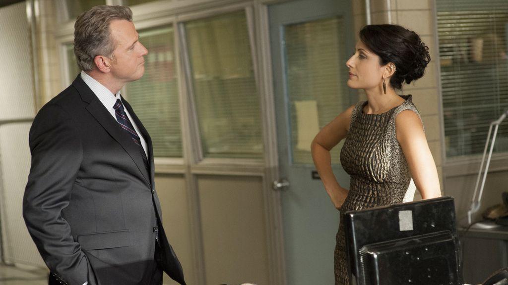 Lisa Edelstein protagoniza un cameo en 'Elementary'