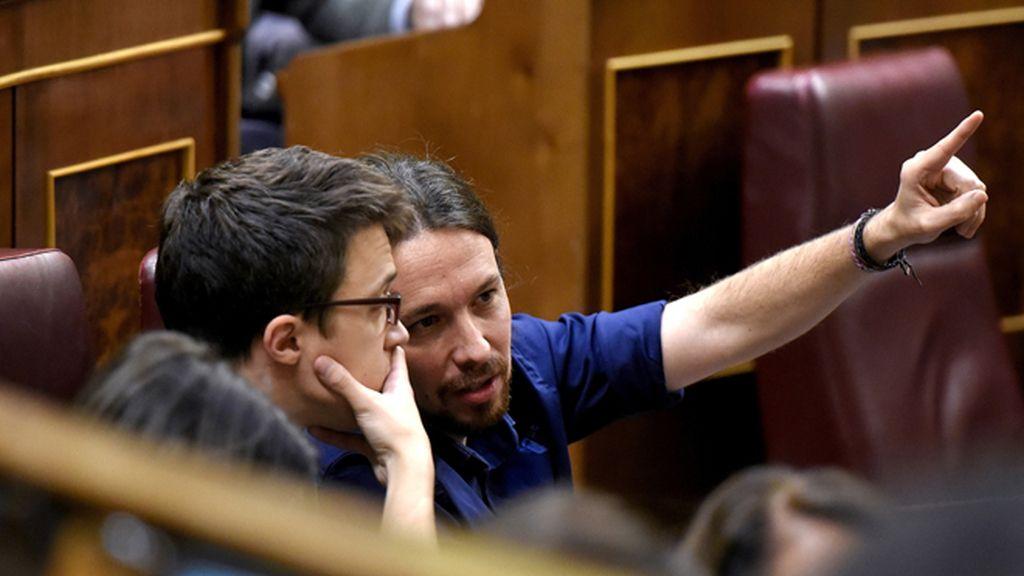 """Iglesias pide a Sánchez que deje de """"tomar el pelo"""" a los ciudadanos y le insta a decidirse"""