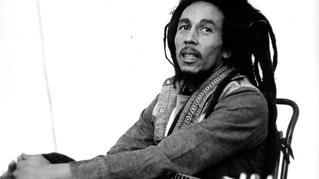 5. El icono del reggae, Bob Marley, sigue vendiendo como antes