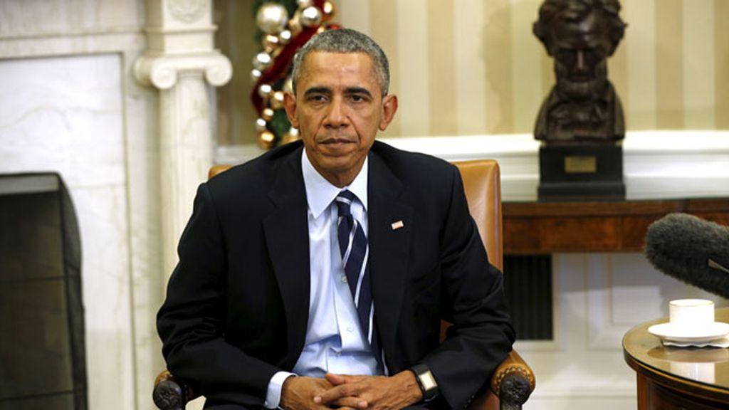 Barack Obama tras el tiroteo de California