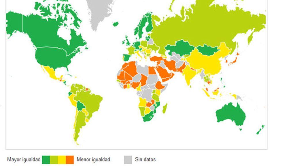 Islandia, el mejor país para ser mujer