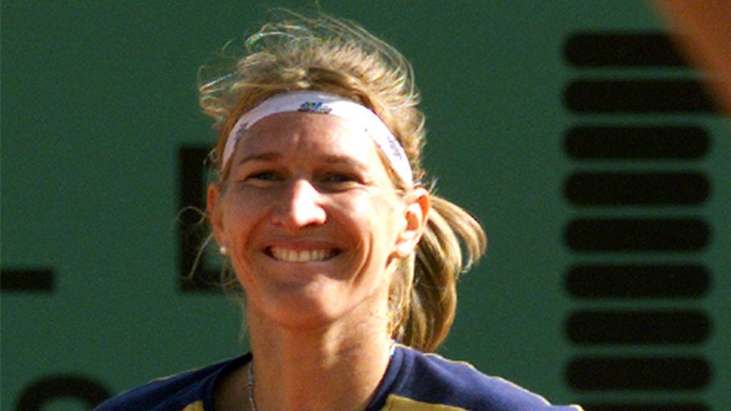 Steffi Graf: te sonreía mientras te mataba en la pista