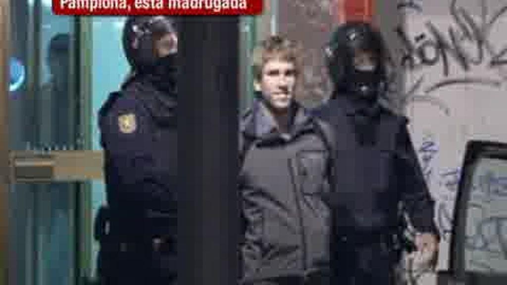 Operación contra la rama juvenil de ETA
