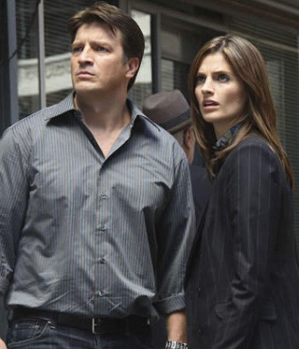 Castle y Beckett